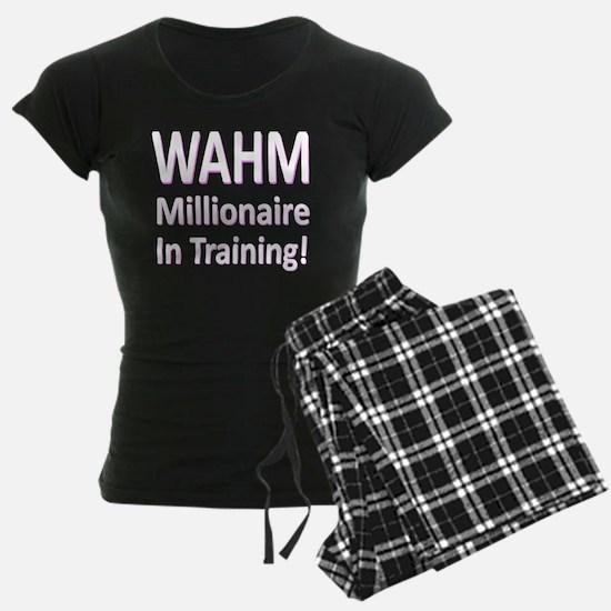 wahm_millionaire_wht_10x10 Pajamas