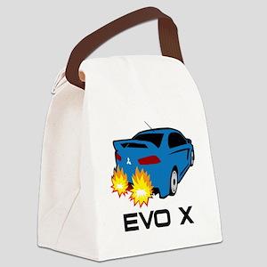 Evo X Canvas Lunch Bag