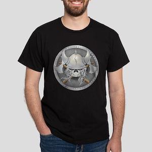 Viking Warrior Skull T-Shirt