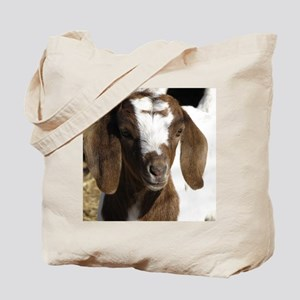 Cute kid goat Tote Bag