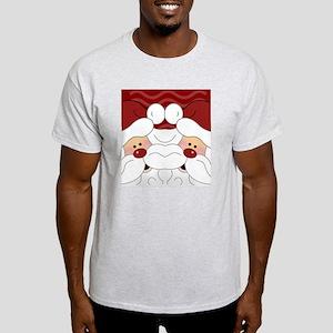 Santa Flip Flops Light T-Shirt