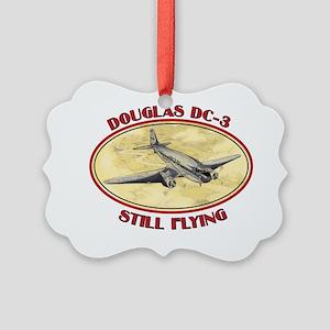 dc3shirt Picture Ornament