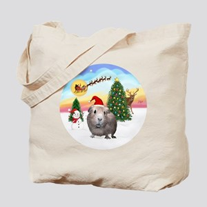 R-TakeOff-GuineaPig2 Tote Bag