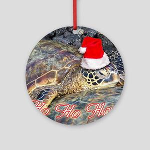 hohohonu Round Ornament