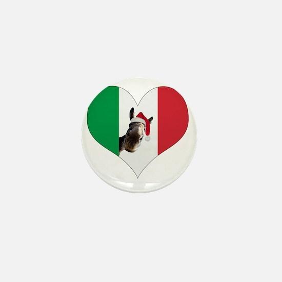 I heart Dominick Mini Button