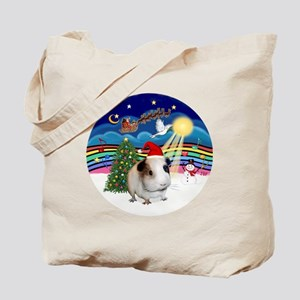 R-XMusic3-GuineaPig1-HAT Tote Bag