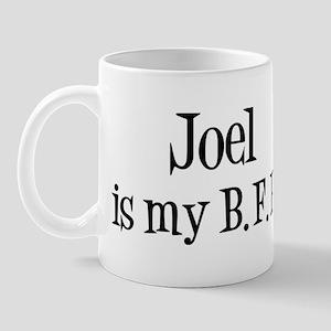 Joel is my BFF Mug