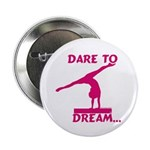 Gymnastics Button - Dream