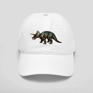 Triceratops_onBLK Cap