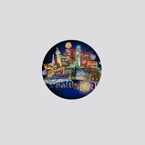 baltiMORE Mini Button