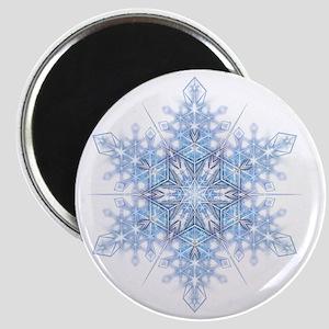 Snowflake Designs - 023 - transparent Magnet