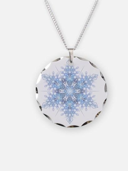 Snowflake Designs - 023 - tr Necklace