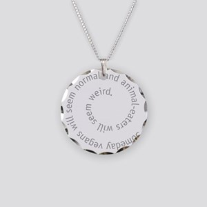 normal Necklace Circle Charm