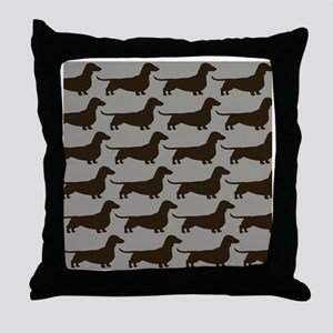 doxiepillow Throw Pillow