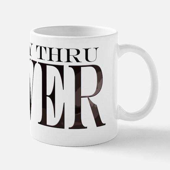 Victory Thru Power Mug