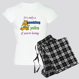 Gambling Women's Light Pajamas