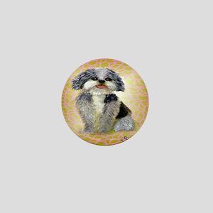 mutt Mini Button