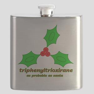 triphenyltrioxirane2 Flask