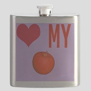 Love My Apple iPhone4 Slider Case Flask