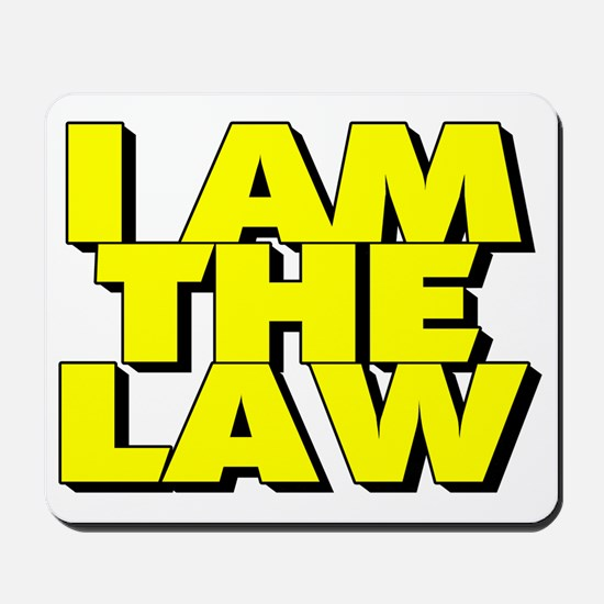 law Mousepad