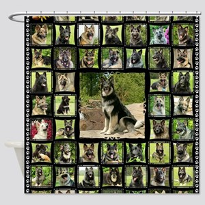 blanket-wildeshots_kurek Shower Curtain