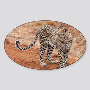 wall-calendar Sticker (Oval)
