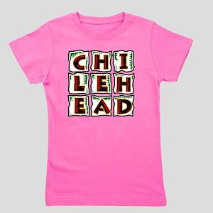 Chilehead Girl's Tee