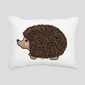hedgie Rectangular Canvas Pillow