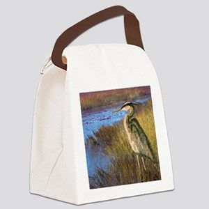 Low Country Canvas Lunch Bag