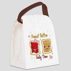 pbj Canvas Lunch Bag