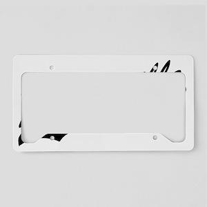 robotville License Plate Holder