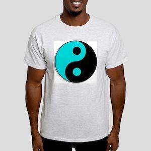 yin yang1 Light T-Shirt