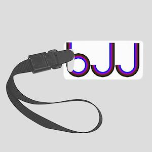 BJJ Small Luggage Tag