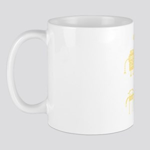 lesshumans_yellow Mug