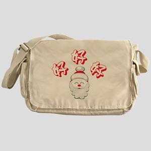 Ho Ho Ho! Messenger Bag