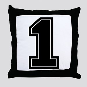 1 Throw Pillow