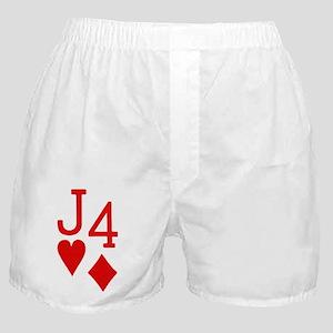 Jh4d Poker Boxer Shorts