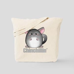 chinchillin2 Tote Bag
