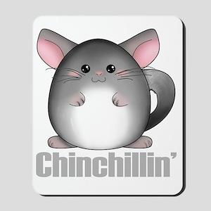 chinchillin2 Mousepad