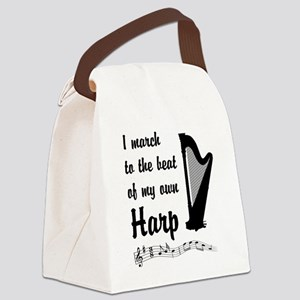 MarchHarp Canvas Lunch Bag