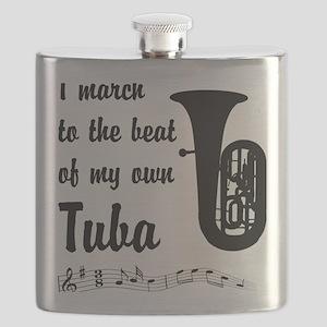 MarchTuba Flask