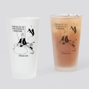 7000_snack_food_cartoon Drinking Glass
