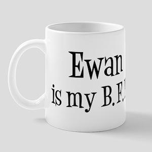 Ewan is my BFF Mug