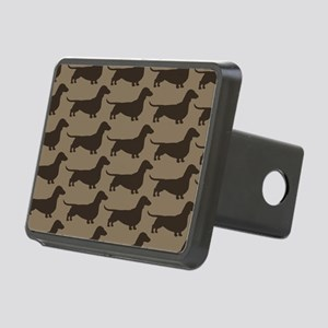 doxiebag2 Rectangular Hitch Cover