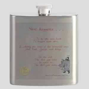 GLASS_1 Flask