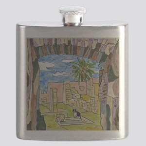 tiles-italy-pompeii-5.25 Flask