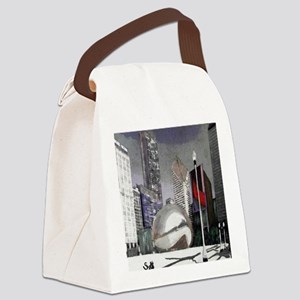 1021 Canvas Lunch Bag