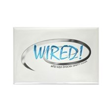Wired Rectangle Magnet
