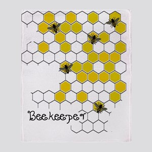 Beekeeper 2012 Ladies Throw Blanket