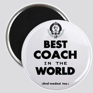 The Best in the World – Coach Magnets